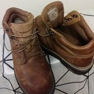 Ariat mid top outdoor trek boots